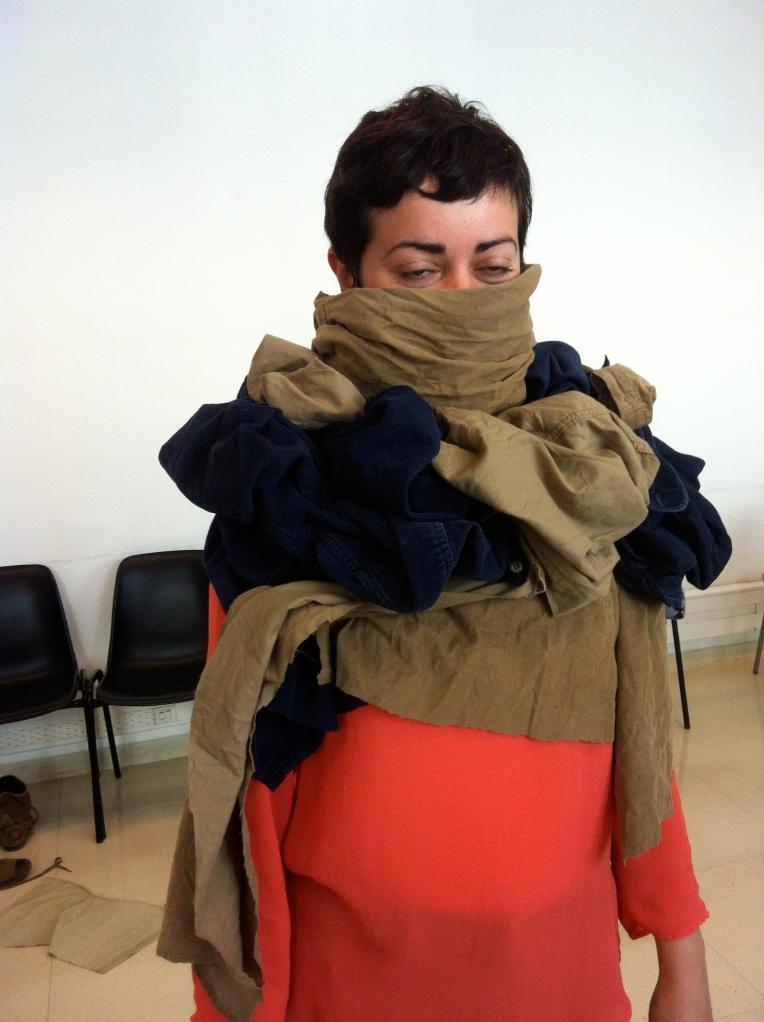 Ddeconstrucció tèxtil La bonn